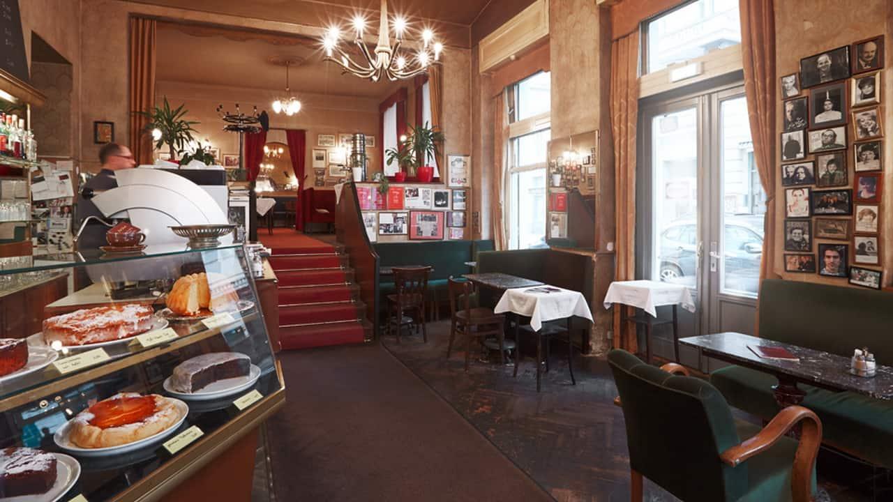 Cafe Jelinek - Caféer i Wien - Semester i Österrike med Austria Travel