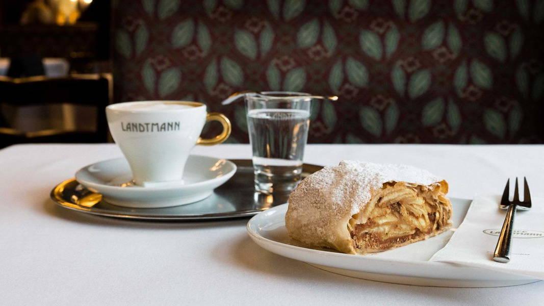 Café Landtmann - Caféer i Wien - Semester i Österrike med Austria Travel