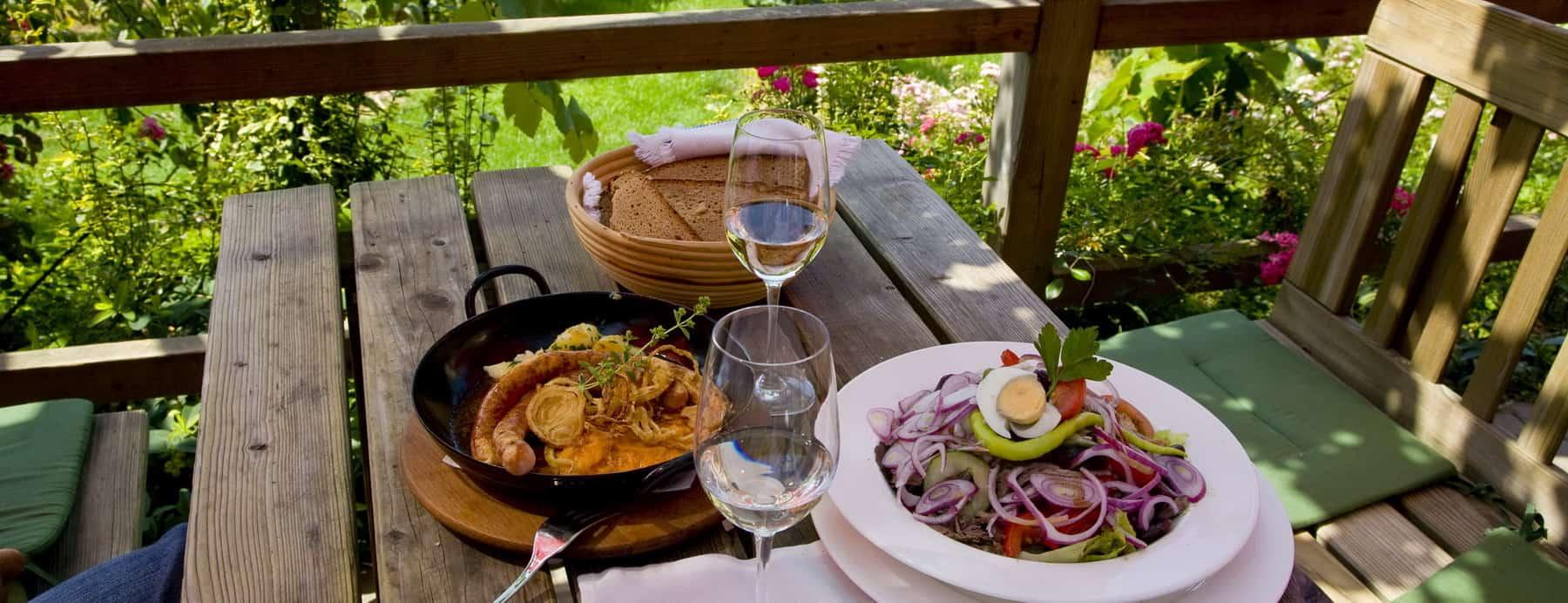 Riegersburg Weinhof Wippel - Steiermark - Semester i Österrike med Austria Travel