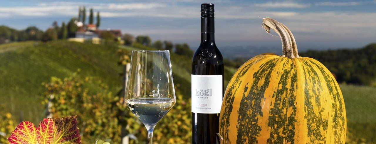 Wein Apfel Kürbis die Lebenselixiere der Steirer Semester i Steiermark - Österrike med Austria Travel