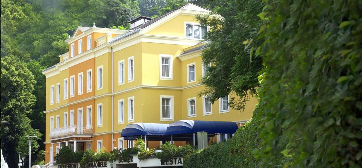 Hotel Emmaquelle i Bad Gleichenberg
