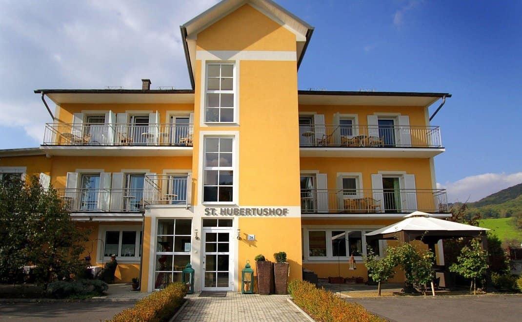 Hotel Hubertushof i Bad Gleichenberg