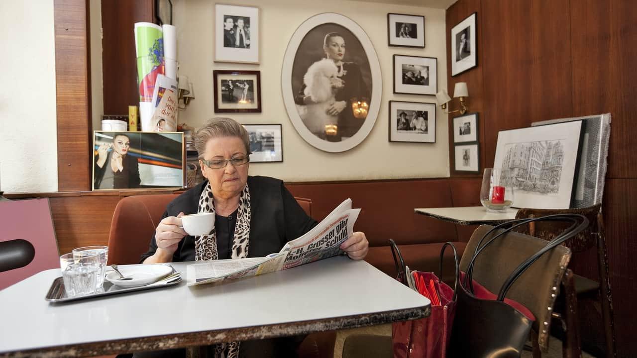 Café Korb - Caféer i Wien - Semester i Österrike med Austria Travel