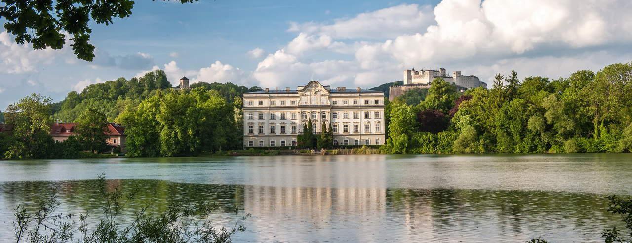 Schloss Leopoldskron - Upptäck Salzburg och Österrike med Austria Travel