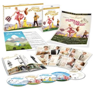 Sound of Music Box Set Anniversary - Upptäck Österrike med Austria Travel