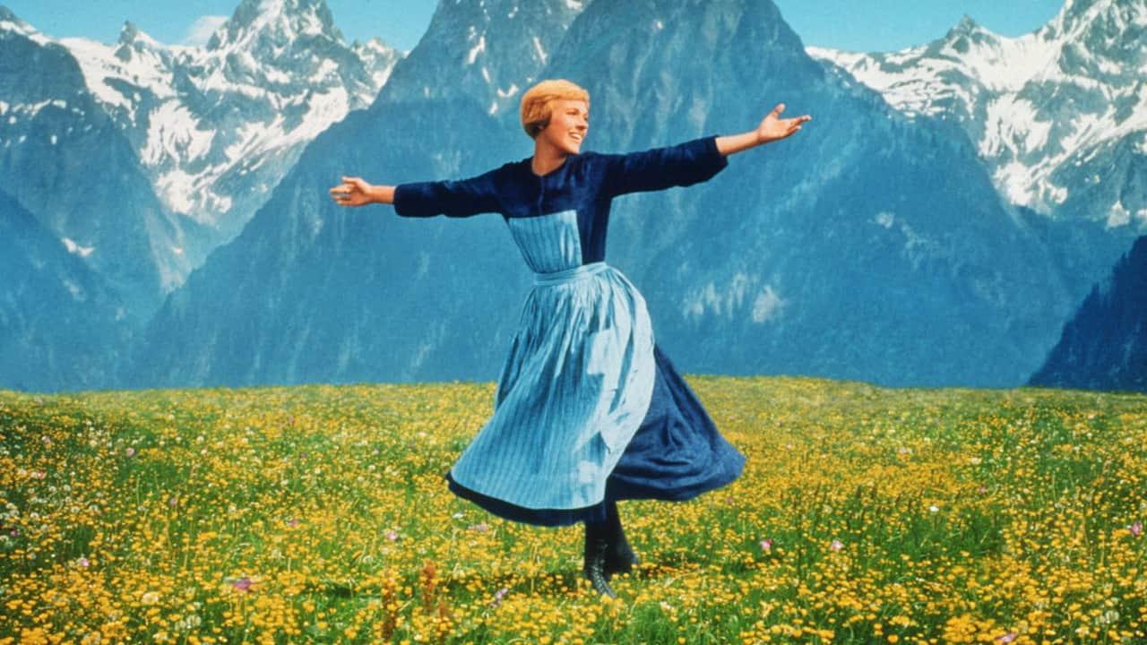 Sound of Music - Julie Andrews trivs i Österrikes alperna - Upptäck Salzburg och Österrike med Austria Travel