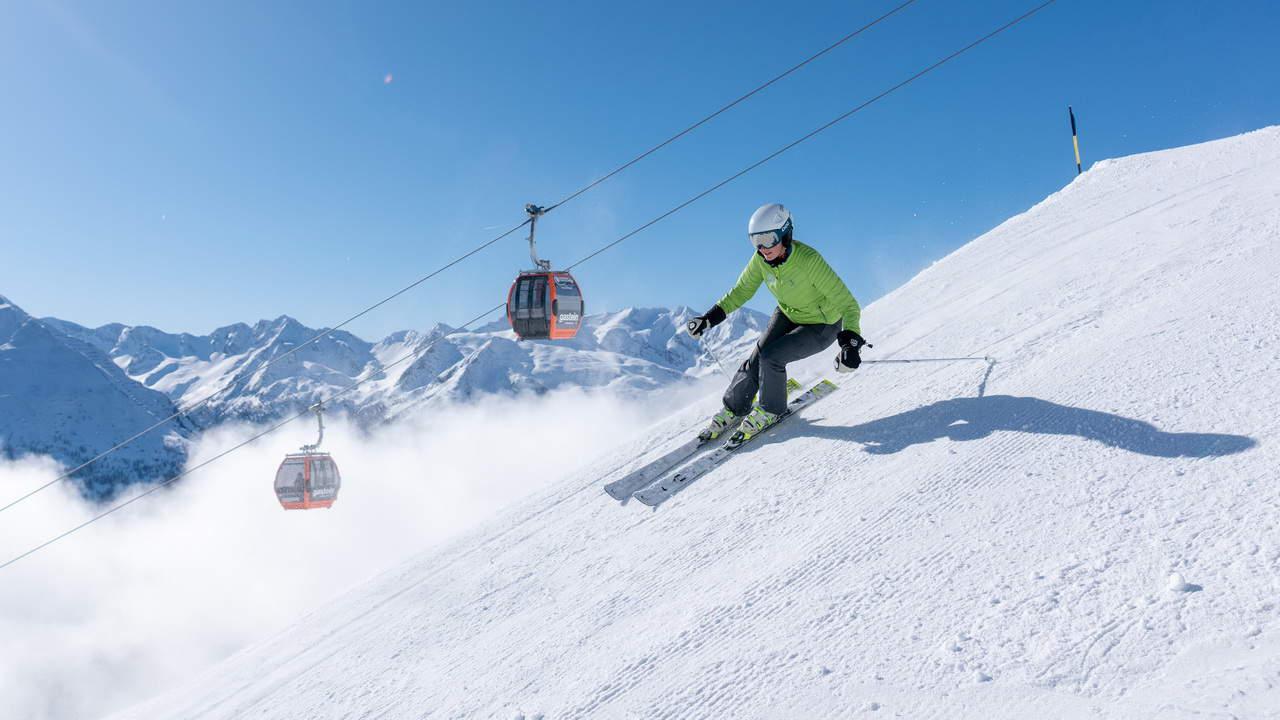 Skidsemester i Bad Hofgastein med Austria Travel 12