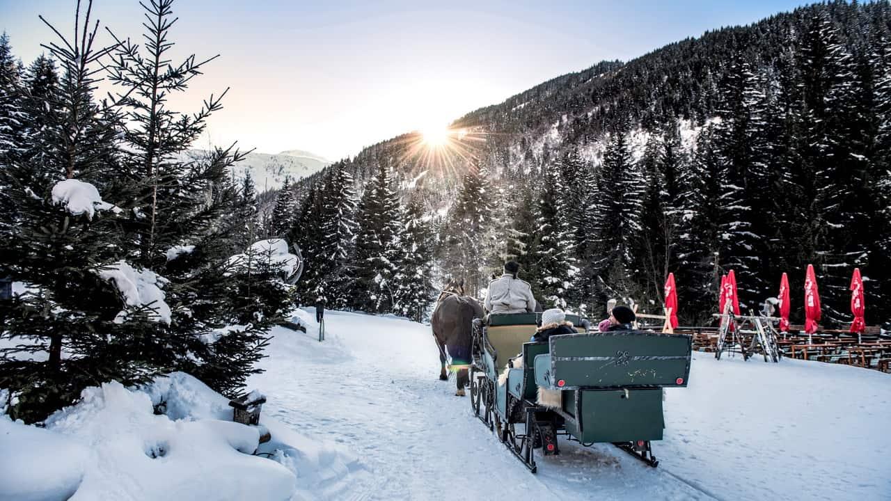 Skidsemester i Bad Hofgastein med Austria Travel 10