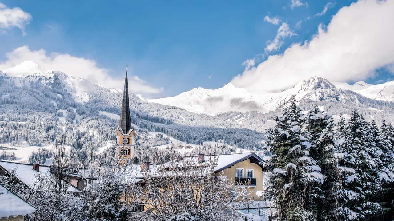Skidsemester i Bad Hofgastein med Austria Travel 6