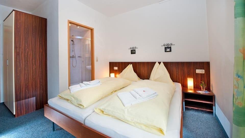 Skidsemester i Bad Hofgastein med Austria Travel - Park Hotel Gastein - Dubbelrum