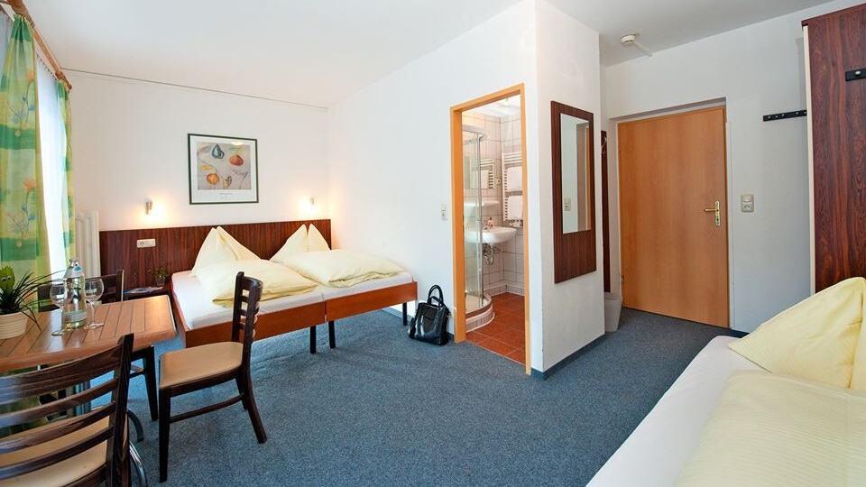 Skidsemester i Bad Hofgastein med Austria Travel - Park Hotel Gastein - 4-bäddsrum