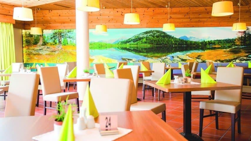Skidsemester i Bad Hofgastein med Austria Travel - Hotel Gastein - Restaurang