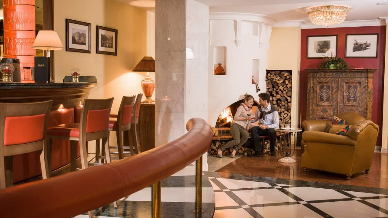 Skidsemester i Bad Hofgastein med Austria Travel - Hotel Norica - Bar