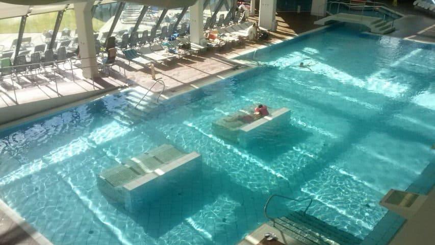 Skidsemester i Bad Hofgastein med Austria Travel - Hotel Norica - VinterHotel Norica - Pool