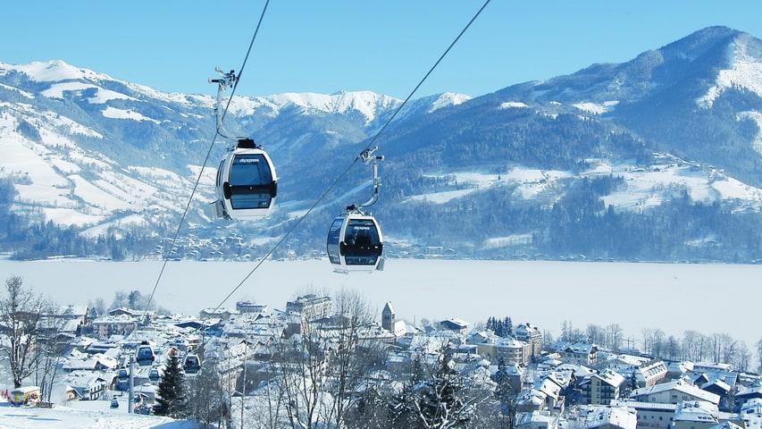 Skidsemester i Zell am See med Austria Travel 3