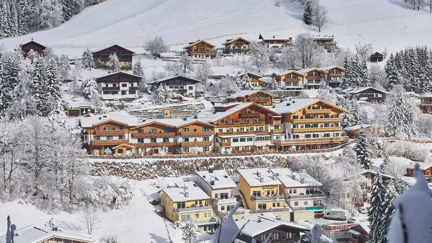 Skidsemester i Zell am See med Austria Travel - Gartenhotel Daxer B