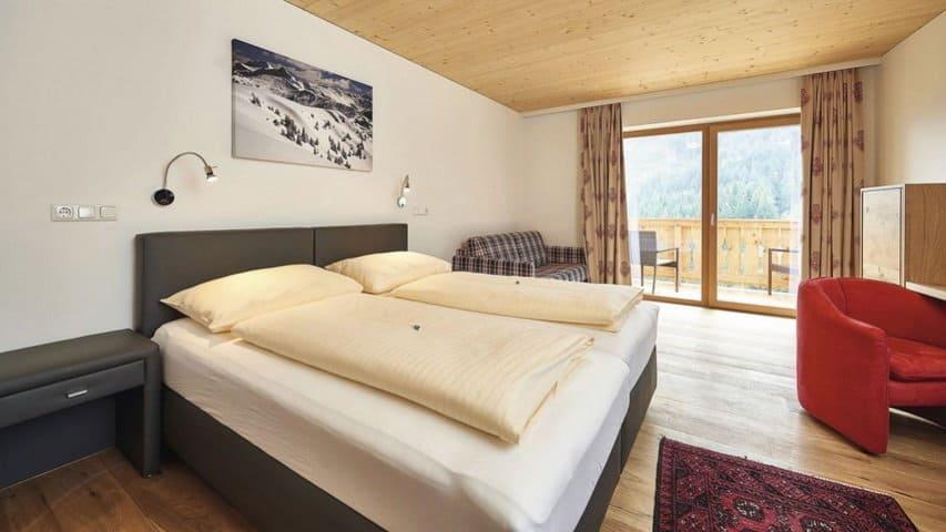 Skidsemester i Zell am See med Austria Travel - Gartenhotel Daxer - Dubbelrum B