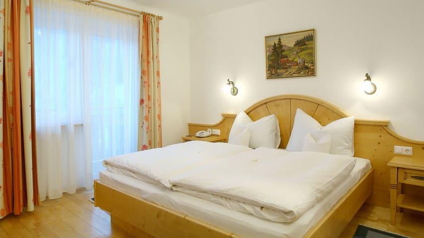 Skidsemester i Zell am See med Austria Travel - Gartenhotel Daxer - Dubbelrum A