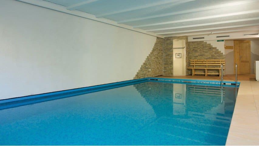 Skidsemester i Zell am See med Austria Travel - Gartenhotel Daxer - Pool