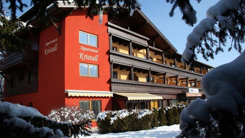 Skidsemester i Zell am See med Austria Travel - Bo på Appartement Kristall 8