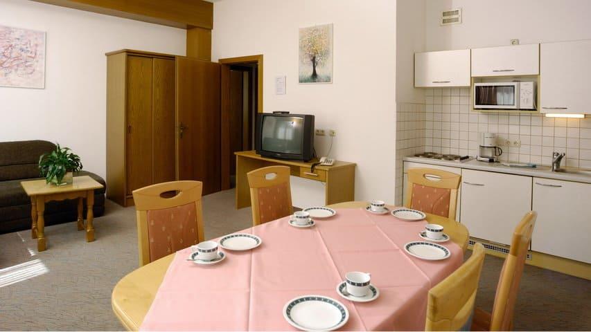 Skidsemester i Zell am See med Austria Travel - Bo på Appartement Kristall 6