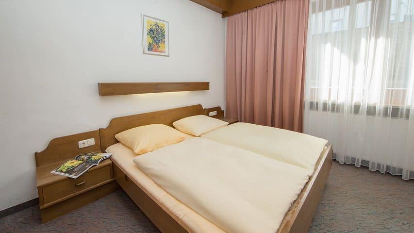 Skidsemester i Zell am See med Austria Travel - Bo på Appartement Kristall 3