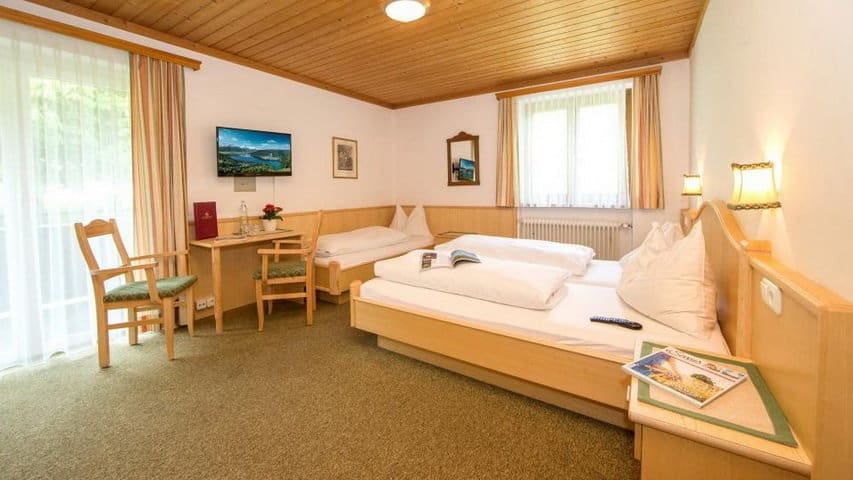 Skidsemester i Zell am See med Austria Travel - Bo på Pension Margarete 5