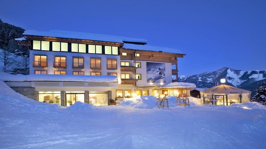Skidsemester i Zell am See med Austria Travel - Hotel Alpine Resort
