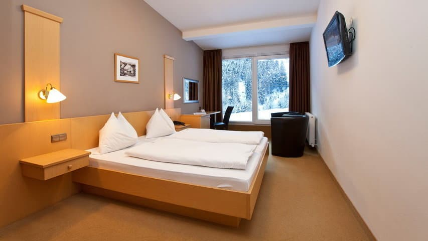 Skidsemester i Zell am See med Austria Travel - Hotel Alpine Resort - Rum B