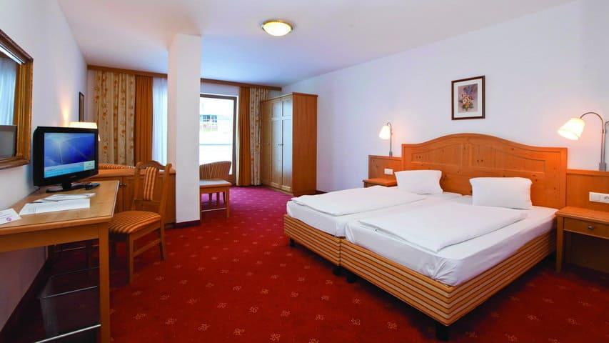 Skidsemester i Zell am See med Austria Travel - Hotel Alpine Resort - Rum C