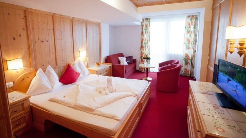 Skidsemester i Zell am See med Austria Travel - Bo på Hotel Schütthof 4