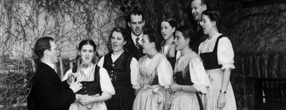 Familjen von Trapp, 1941 - Sound of Music