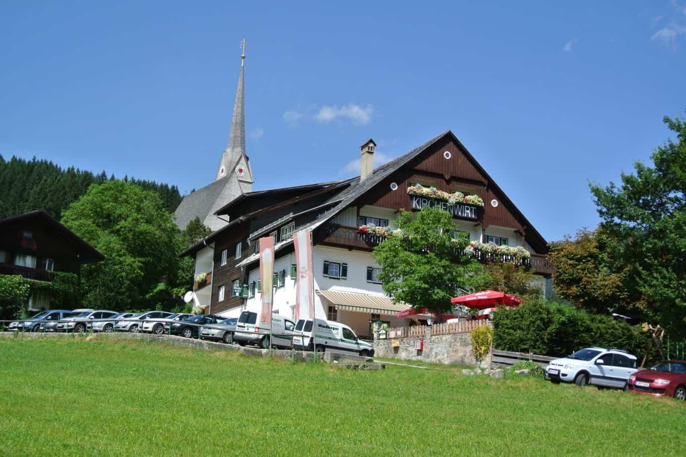 Semester i Gosau i Gasthof Kirchenwirt med Austria Travel
