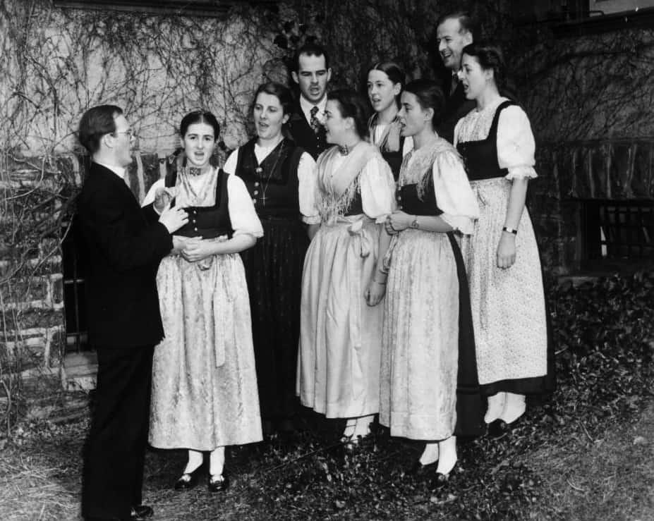 Familjen von Trapp 1941 - Sound of Music