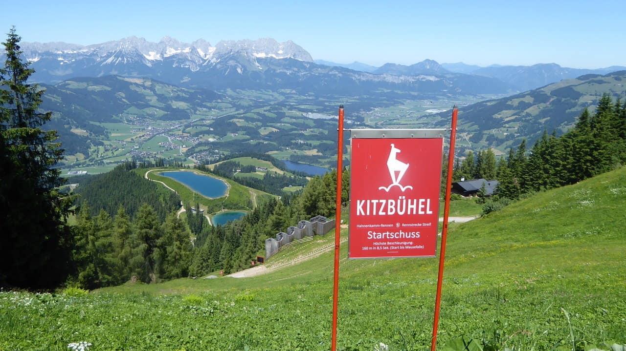 Här startar Hahnenkammrennen - Vandra till Kitzbühel - Austria Travel