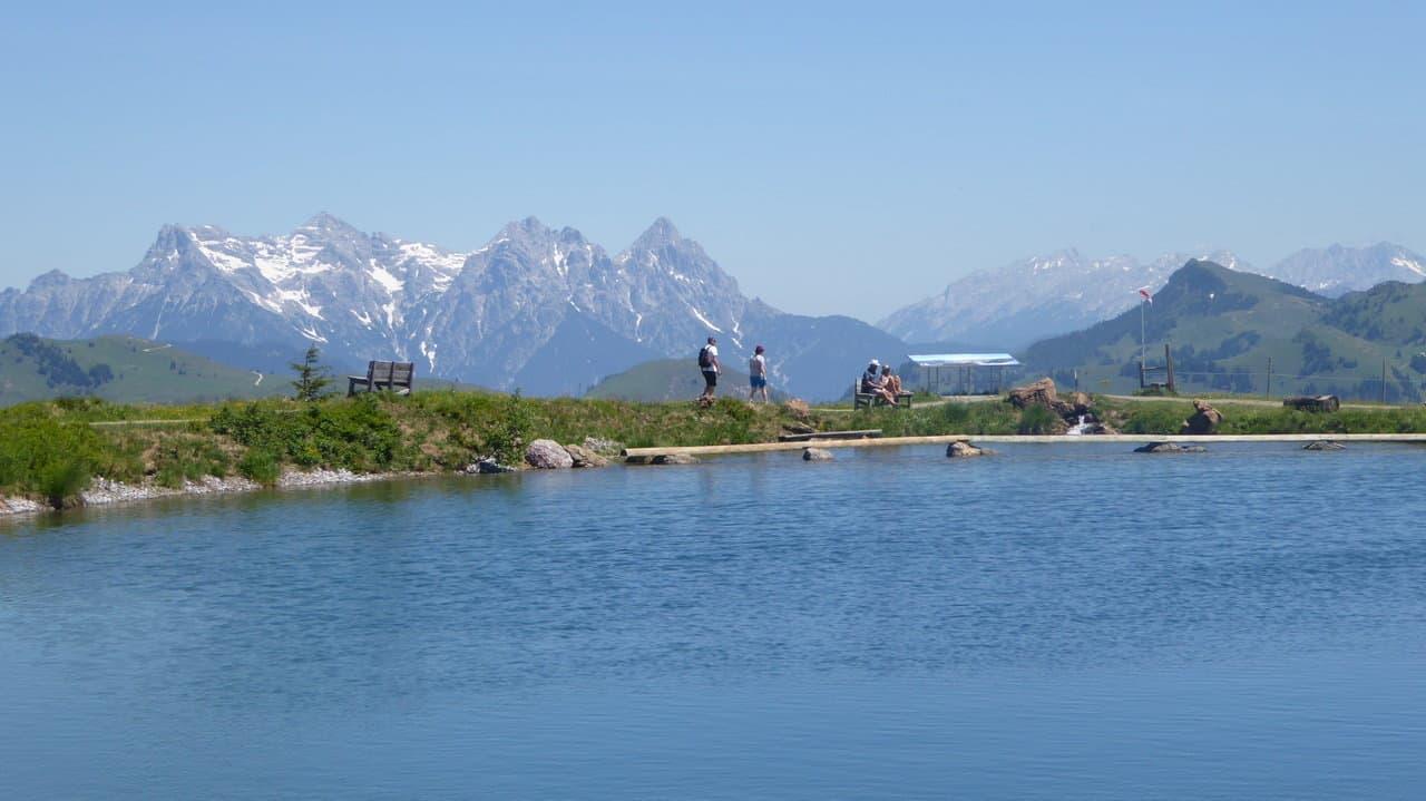 Härlig vandring till Kitzbühe - Vandra till Kitzbühel © Austria Travel - Rusner