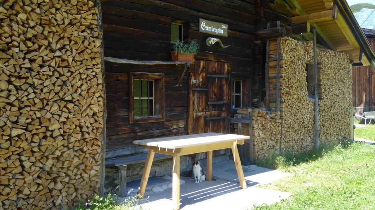 Gerstbergalm - Vandra till Kitzbühel © Austria Travel - Rusner
