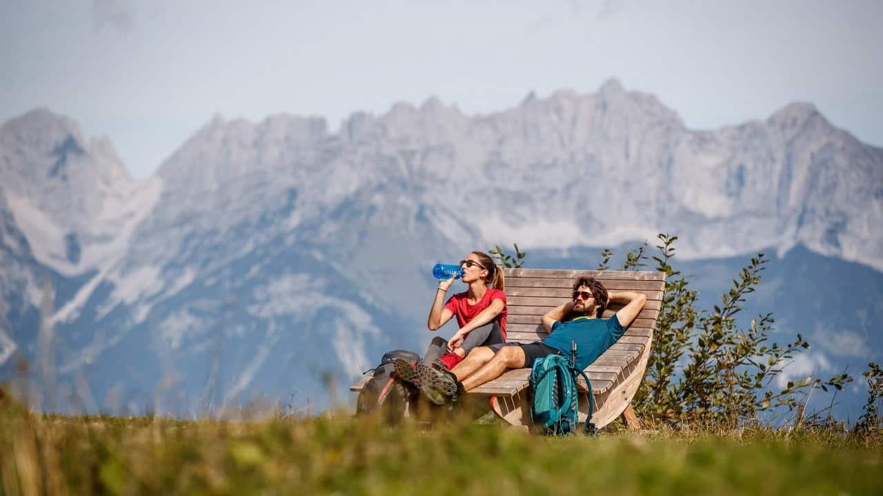 Rast - Vandra till Kitzbühel - Austria Travel