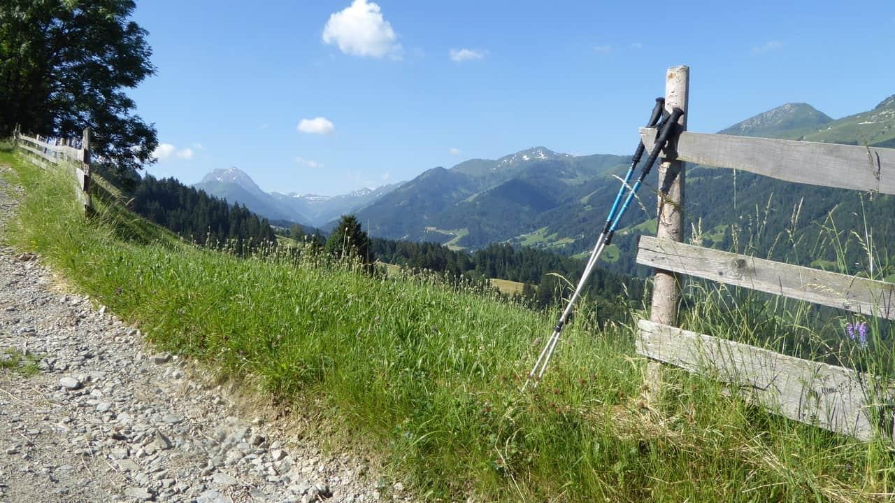 Vandra på egen hand till Kitzbühel © Austria Travel - Rusner