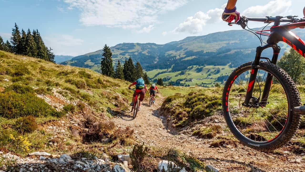 Mountainbike Kitzbuhel Austria Travel KAT Bike