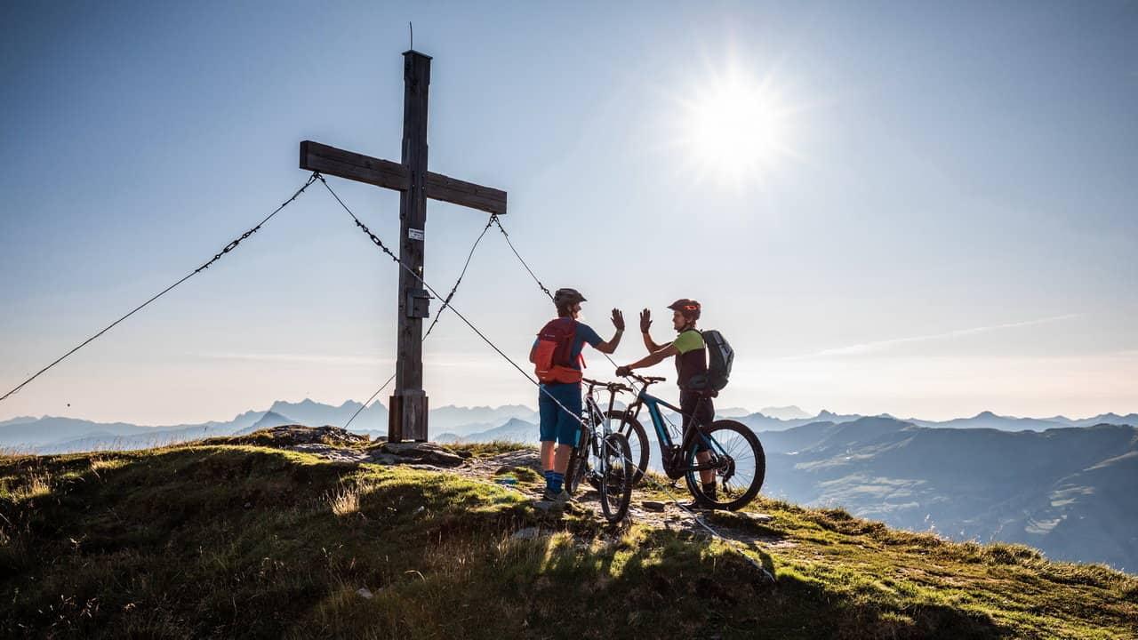 MTB Mountainbike Kitzbühel