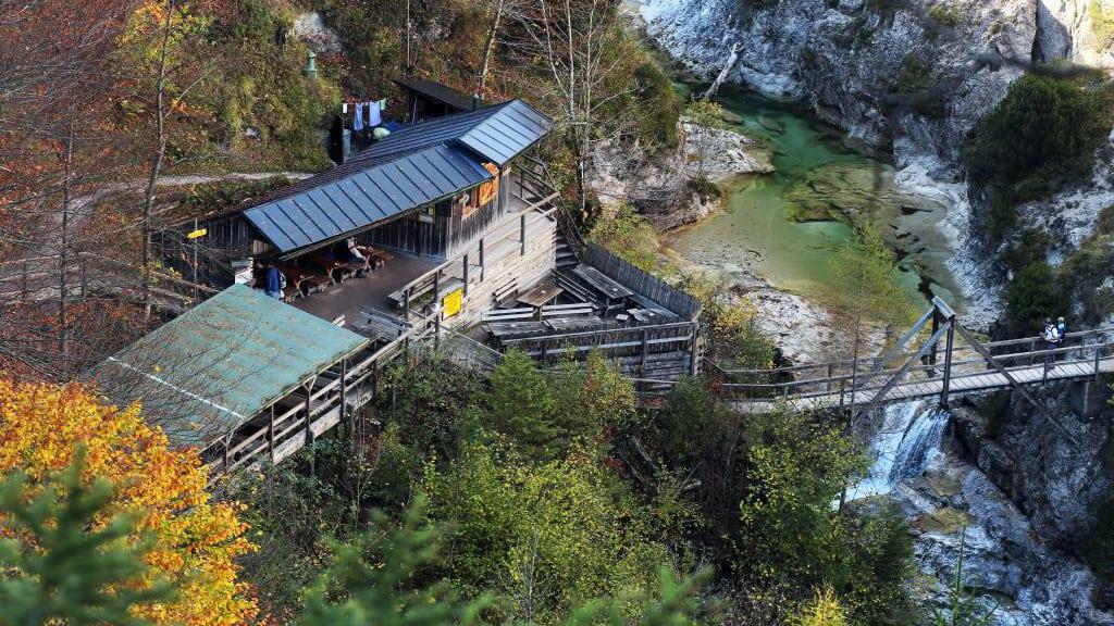 Ötscherhias Ötschergräben Naturpark grand canyon