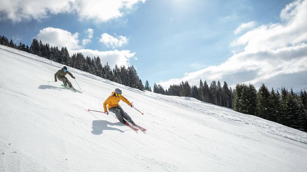 Alpint i Hinterglemm Austria Travel