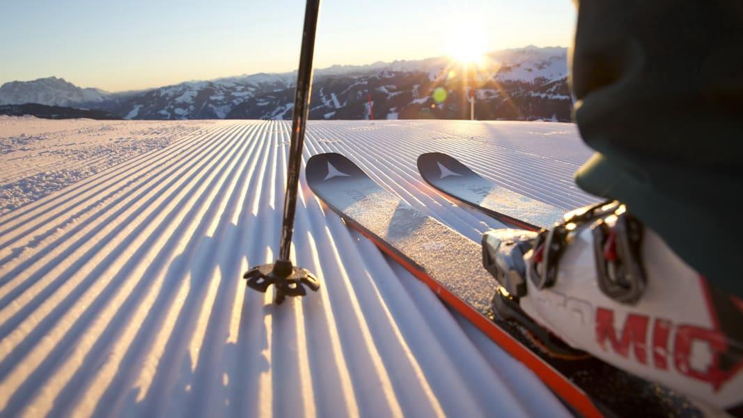 Skidresa Österrike Austria Travel