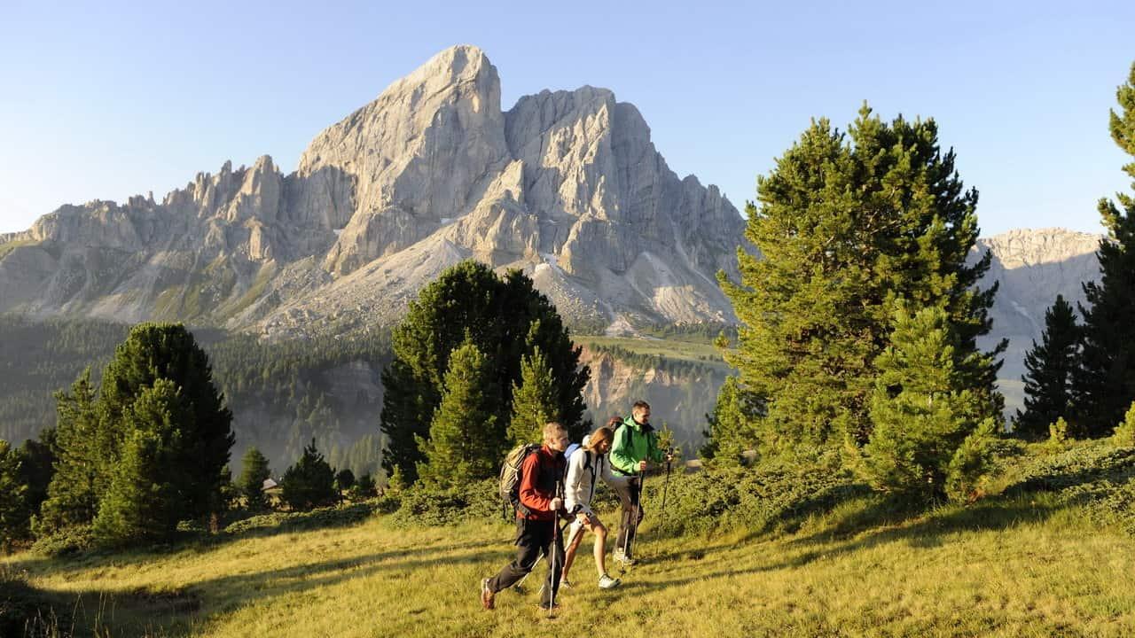 Vandra i Dolomiternas naturparker 1