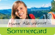 Schladming Dachstein Sommer Card Austria Travel