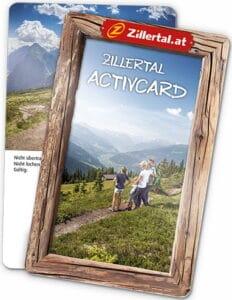 Zillertal Activcard med Austria Travel