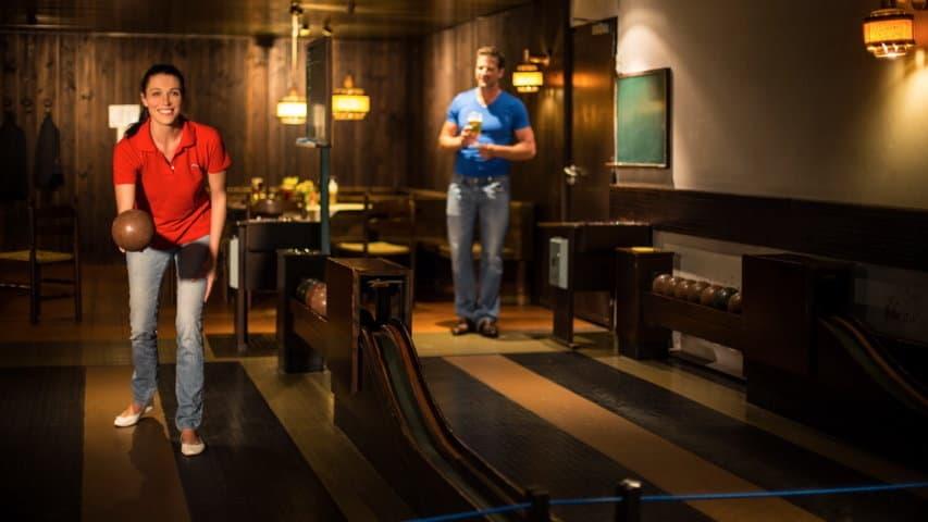 Kegeln - bowling Austria Travel