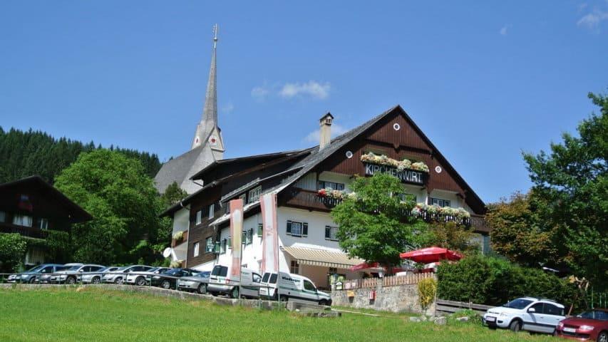 Boende Österrike Gasthof Kirchenwirt Gosau