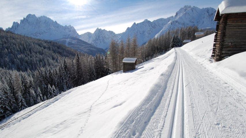 Längdåkning Sexten-Sesto Dolomiten